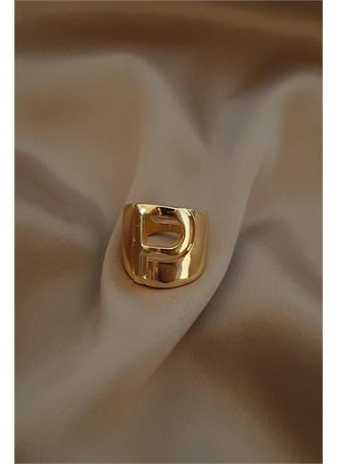 Bej takı Bijuteri Yüzük Altın
